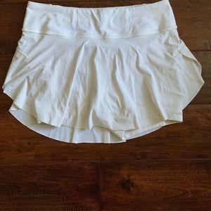Lululemons Quick Pace skirt size 4